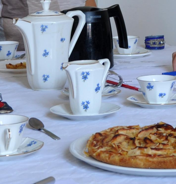 D lices et conversation kaffee und kuchen for Kuchen heidelberg